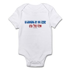 Beginning of an Error Infant Bodysuit