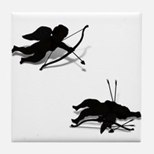 Unique Antivalentine Tile Coaster