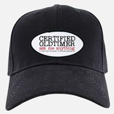 Certified Oldtimer Baseball Hat
