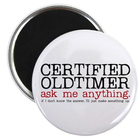 Certified Oldtimer Magnet