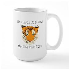 Gluten Free Tiger Mug