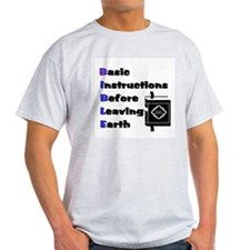 Basic Instructions T-Shirt