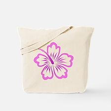 Cute Hawaiian flower Tote Bag