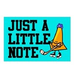 Little Note Traffic Cones Postcards (Package of 8)