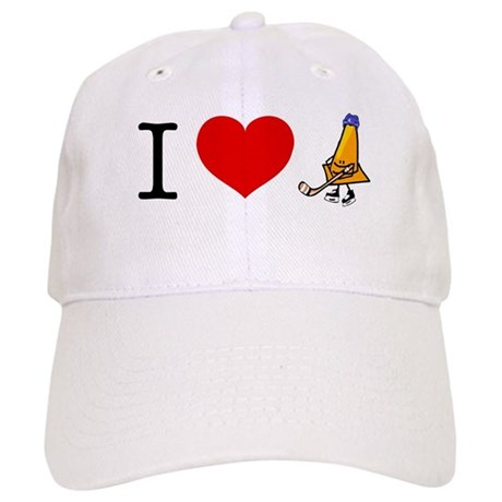 I heart Traffic Cones Cap
