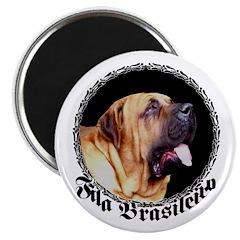 """Fila Brasileiro 2.25"""" Magnet (10 pack)"""