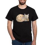 OrangeTabby ASL Kitty Dark T-Shirt