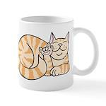 OrangeTabby ASL Kitty Mug