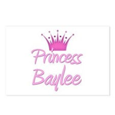 Princess Baylee Postcards (Package of 8)