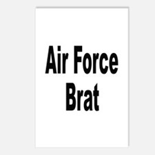 Air Force Brat Postcards (Package of 8)