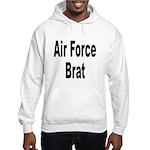 Air Force Brat (Front) Hooded Sweatshirt