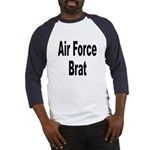 Air Force Brat (Front) Baseball Jersey
