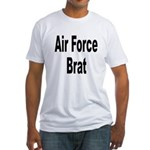 Air Force Brat Fitted T-Shirt