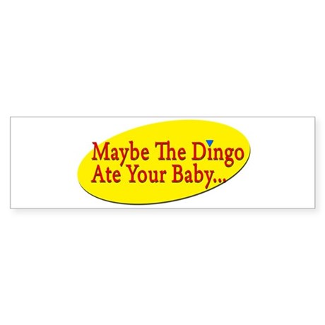 TV Shows Bumper Sticker