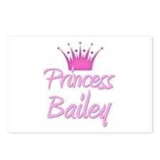 Princess Bailey Postcards (Package of 8)