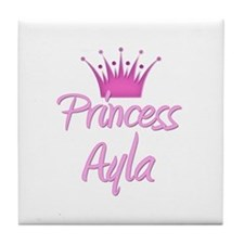 Princess Ayla Tile Coaster