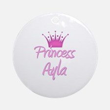 Princess Ayla Ornament (Round)