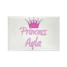 Princess Ayla Rectangle Magnet (10 pack)