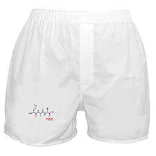 Max name molecule Boxer Shorts