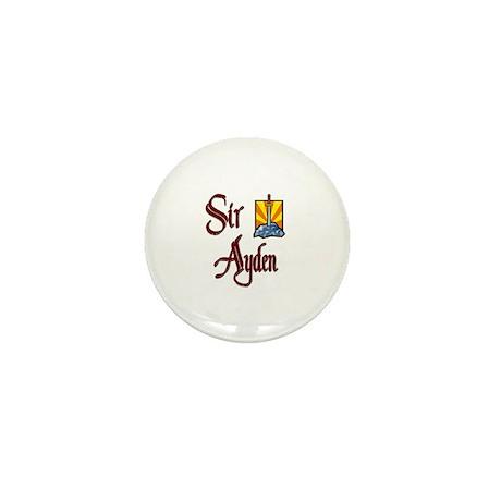 Sir Ayden Mini Button