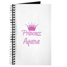Princess Ayana Journal