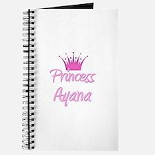 Princess Ayana Journal