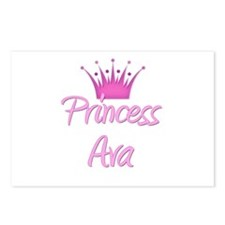 Princess Ava Postcards (Package of 8)