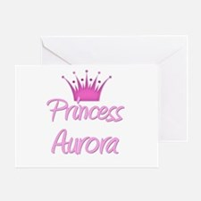 Princess Aurora Greeting Card