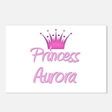 Princess Aurora Postcards (Package of 8)