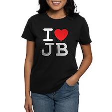 I Heart JB (B) Tee