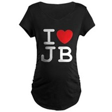 I Heart JB (B) T-Shirt