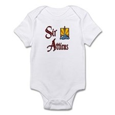 Sir Atticus Infant Bodysuit