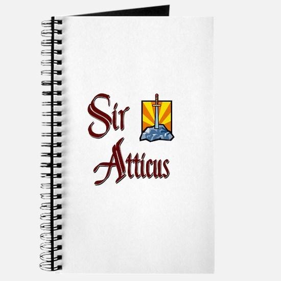 Sir Atticus Journal
