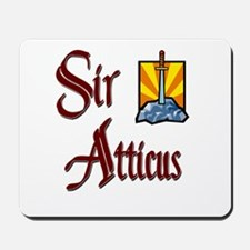 Sir Atticus Mousepad