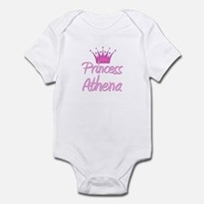 Princess Athena Infant Bodysuit