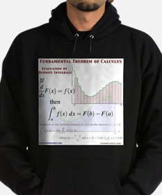 Fundamental Theorem of Calculu Sweatshirt