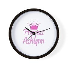 Princess Ashlynn Wall Clock