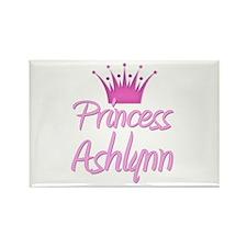 Princess Ashlynn Rectangle Magnet