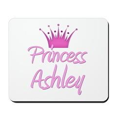 Princess Ashley Mousepad