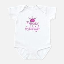 Princess Ashleigh Onesie