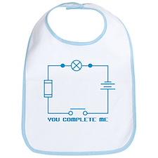 Complete Me Circuit Bib