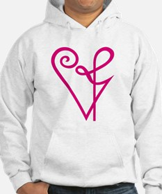 Matters Of The Heart Hoodie