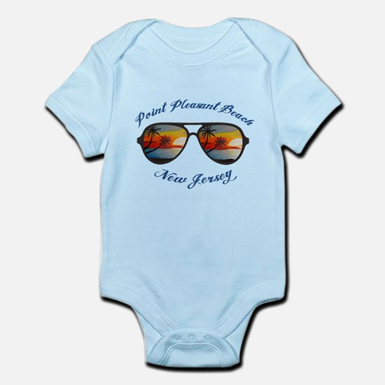 New Jersey - Point Pleasant Beach Body Suit