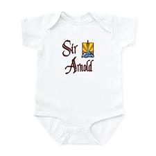 Sir Arnold Infant Bodysuit