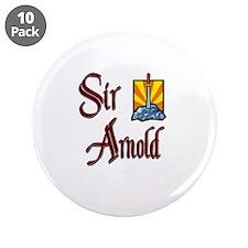 "Sir Arnold 3.5"" Button (10 pack)"