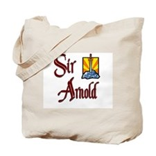 Sir Arnold Tote Bag