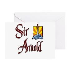 Sir Arnold Greeting Cards (Pk of 10)