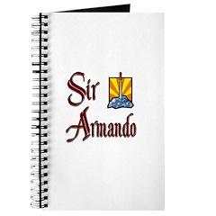 Sir Armando Journal
