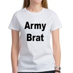 Army Brat (Front) Women's T-Shirt