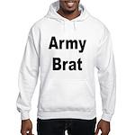 Army Brat Hooded Sweatshirt